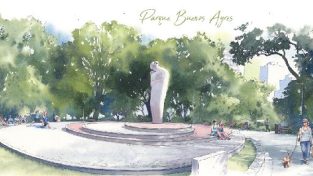 Parque Buenos Ayres- onde bate nosso coração